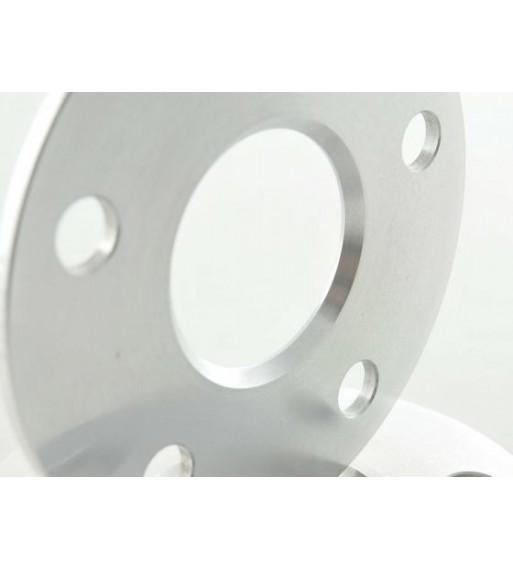 Lowering spring plate for the front for Opel Kadett E