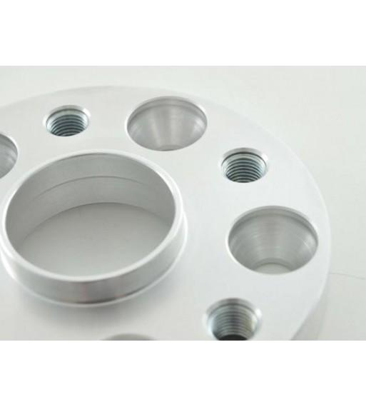 chrome Mirror Cover fit for Mazda 2 (Typ DE) Yr. 07-, chrome