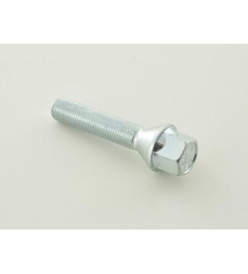 Wheel bolt, M12 x 1,25 50mm...