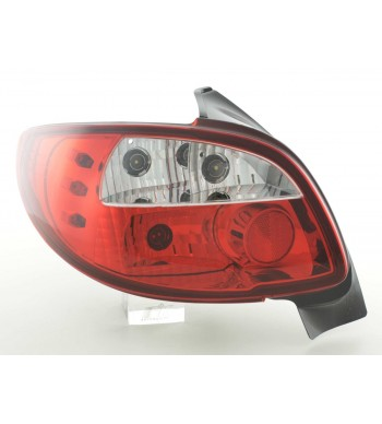 Taillights Peugeot 206 type...