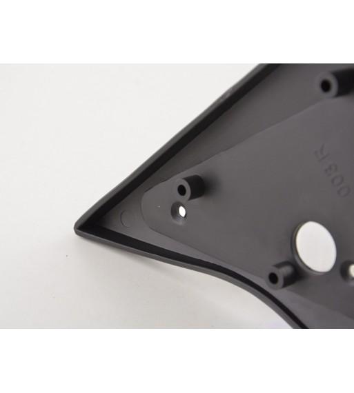 Front Grilles Kidney BMW X5/X6 E70/E71 07-14 Double Stripe M Design Piano Black