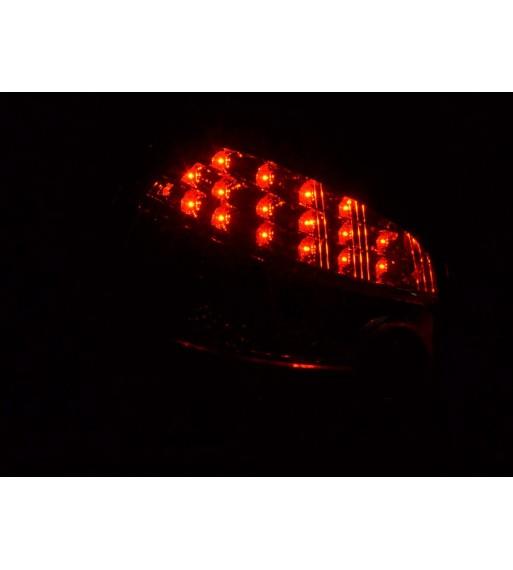 LED taillights Audi A4 B6 Avant 01-04 _ chrome