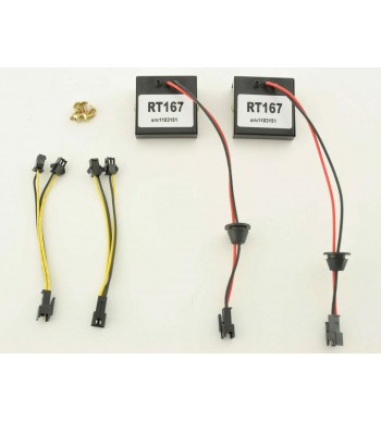 control units for LED rear...