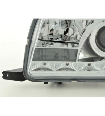 LED Taillights Ford Focus 2011+ red/clear