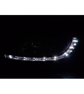 LED Taillights Mercedes W204 (2007-2012) Facelift Design