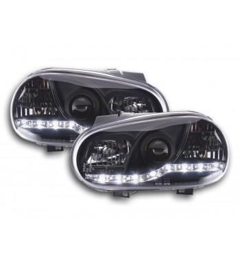 Daylight headlight  VW Golf...