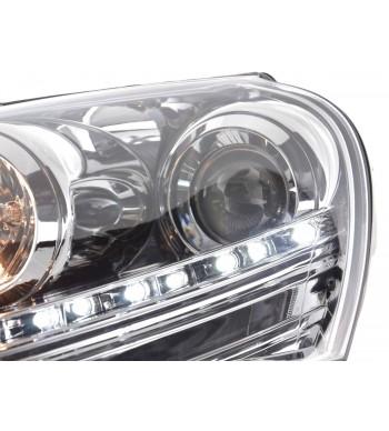 taillights Opel Astra F 91-97 _ black