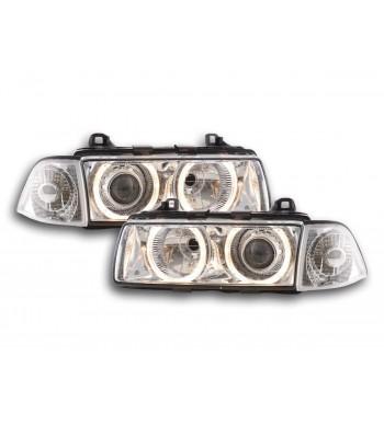 headlight Angel Eyes BMW...
