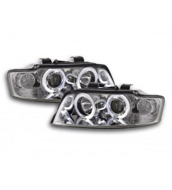 headlight Audi A4 type 8E...