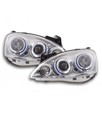 headlight Opel Corsa C Yr....