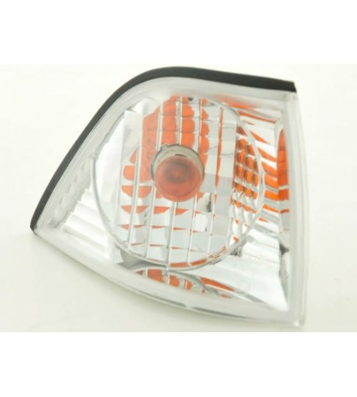 Replacement Mirror Glass Racecar-Look - right Mirror Glass Passenger side