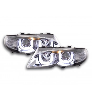 Angel Eye headlight  BMW...