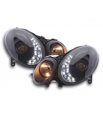 headlight Daylight Mercedes...
