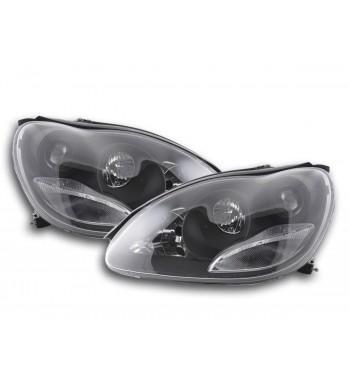 Headlight Mercedes S-class...