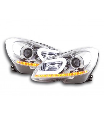 Daylight headlight Mercedes...