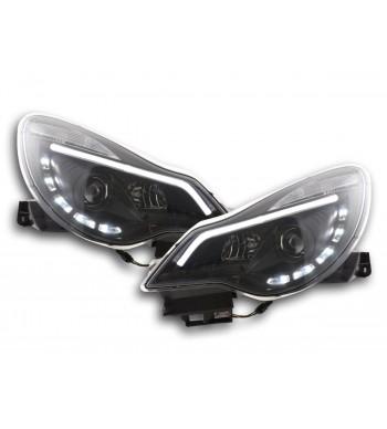 Daylight headlight  with...