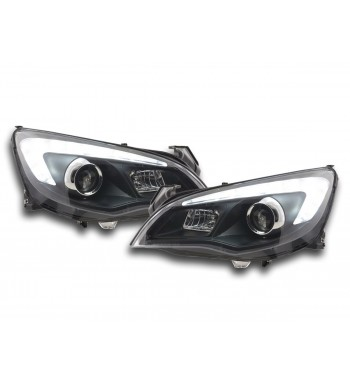 Headlight Opel Astra J...