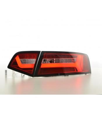 LED rear lights Audi A6 4F...