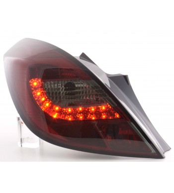Led Taillights Opel Corsa D...