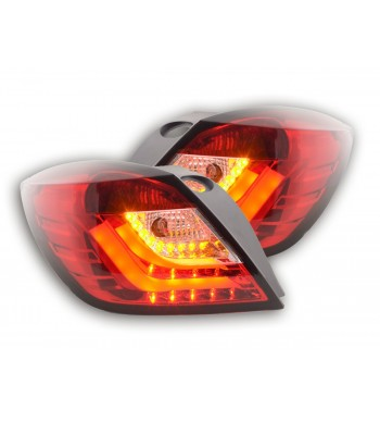 Led Rear lights Opel Astra...