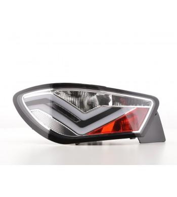 Led Taillights Seat Ibiza...
