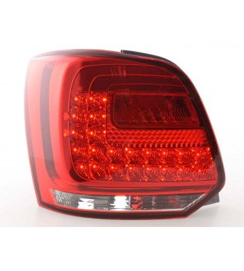 Led Taillights VW Polo 6R...