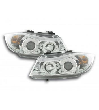 Angel Eyes headlights BMW...
