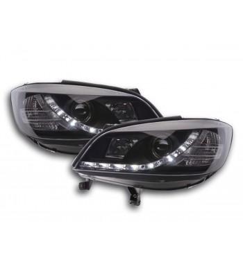 Daylight headlights with...