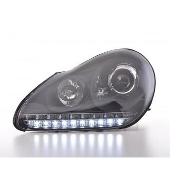 Xenon Daylight headlights...