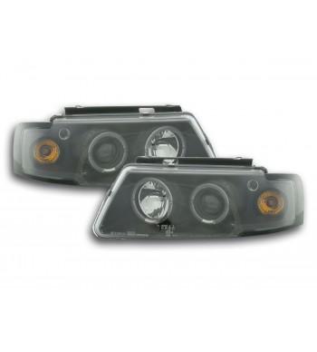 Angel Eyes headlights VW...