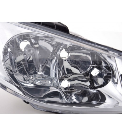 Spare parts headlight right Toyota Avensis (type T25) Yr. 06-09