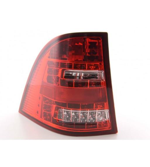 Headlight Eyebrows Set Ford Focus (DBW/DAW/DFW/DNW/DB1/DA1) Yr. 08.1998-09.2001 evil Eye