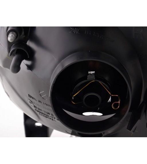 Spare parts headlight left VW Fox (type 5Z) Yr. 05-