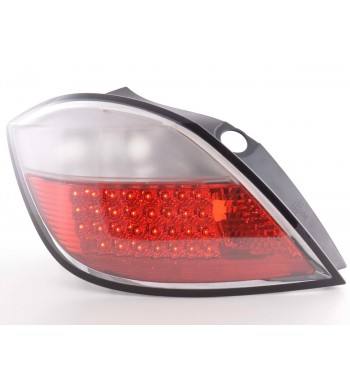 Led Taillights Opel Astra H...