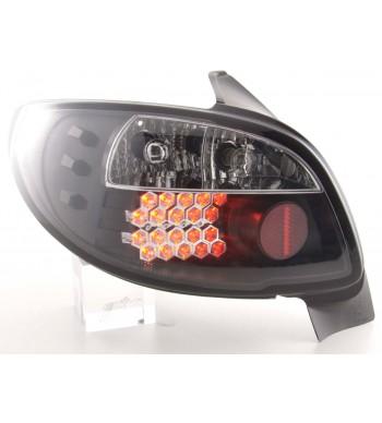 Led Taillights Peugeot 206...