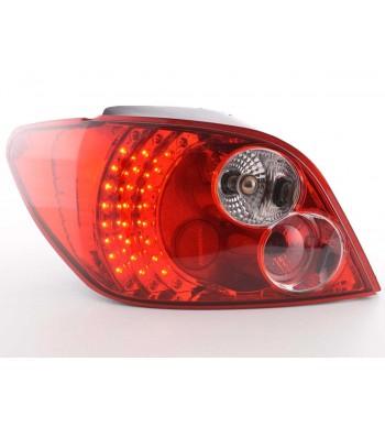 Led Taillights Peugeot 307...
