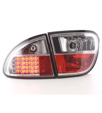 Led Taillights Seat Leon...