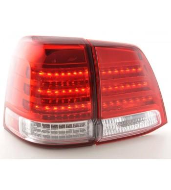 Led Taillights Toyota Land...